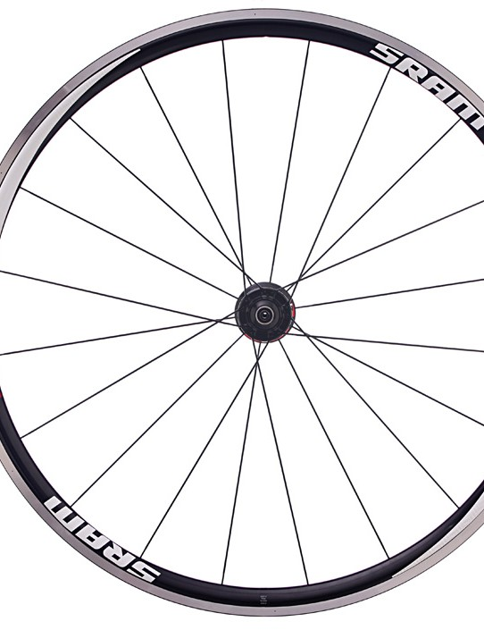 SRAM intends its new range of aluminium wheels to be a high-performance option for everyday or race use.