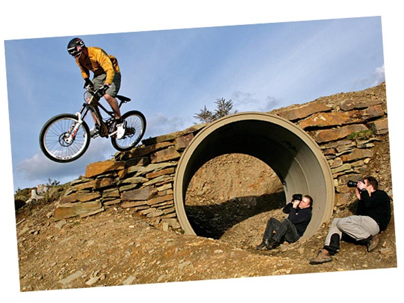 How to photograph mountain biking like a pro
