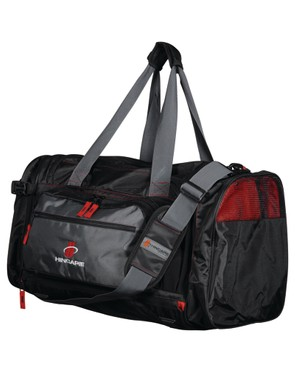Hincapie Sportswear also have a new duffel bag to offer for when you need to haul a lot of gear to an event