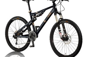 You could win a bike like this Rose Jabba Wood!