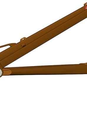 Seven Cycles will use Dave Weagle's Split Pivot suspension design