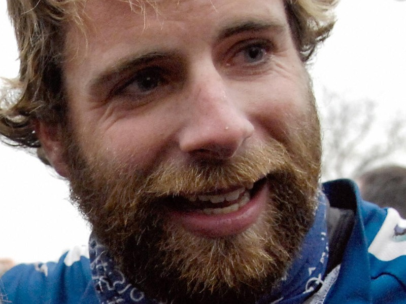 Mark Beaumont has ridden 13,000 miles through North and South America