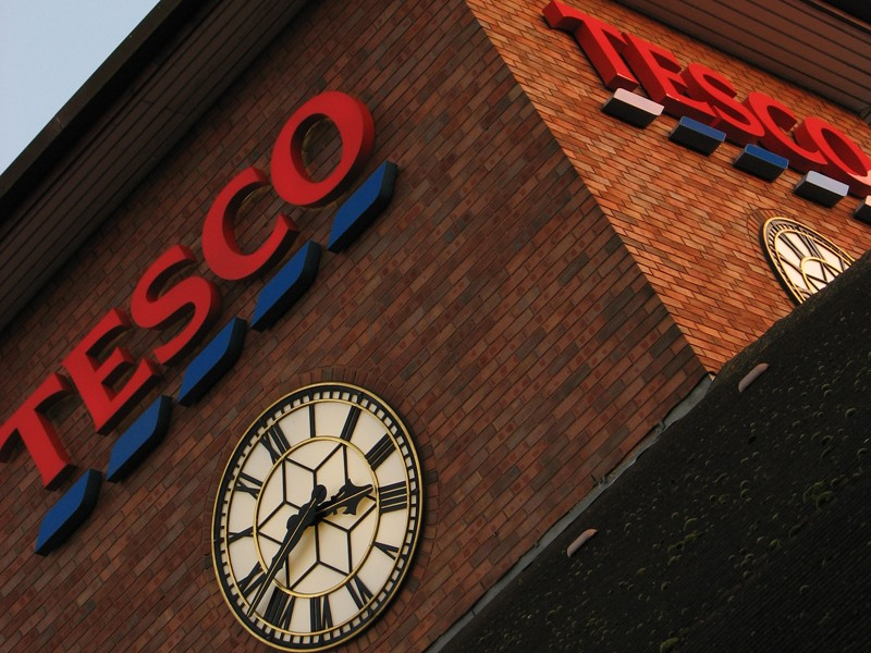 Tesco Clubcard holders can sign up for mountain bike training
