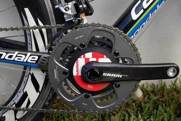 Eponymous with power meters, SRM have joined forces with SRAM for 2010