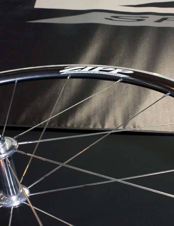 Zipp will provide the teams with their new 101 model for training