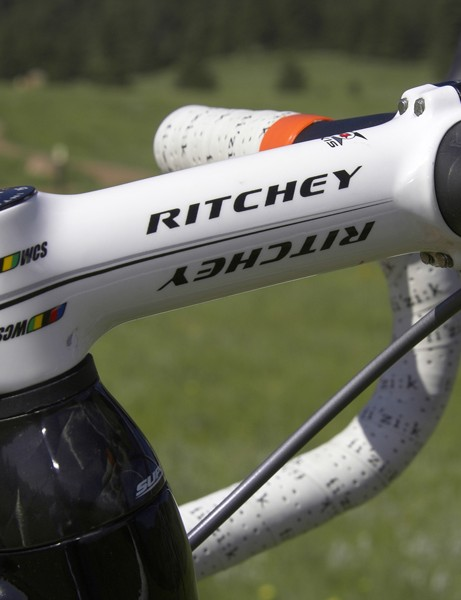 Ritchey WCS 4-Axis stems will be a common sight on sponsored team bikes