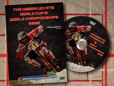 The Nissan UCI MTB World Cup and Champs DVD