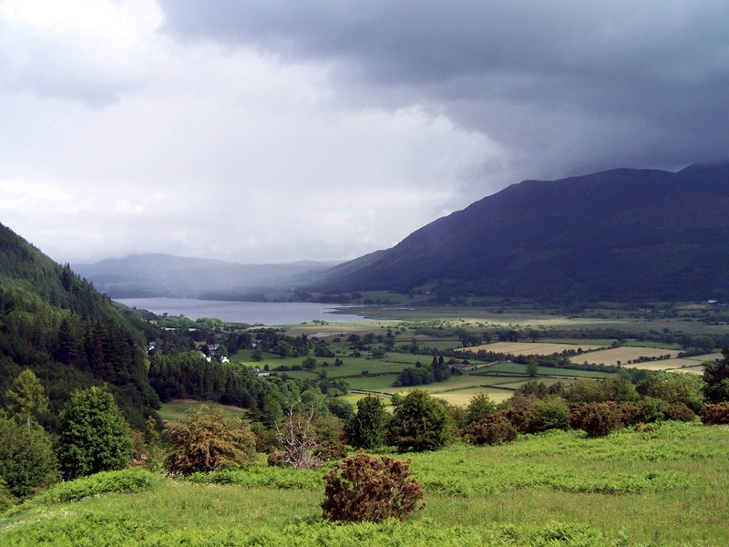 Participants in the Keswick Mountain Festival sportive will be able to enjoy stunning scenery like this view from Whinlatter Pass