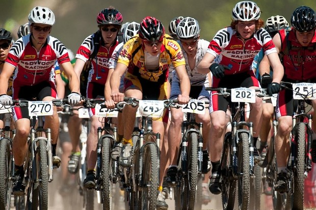 High school racing offers an alternative to traditional team sports.