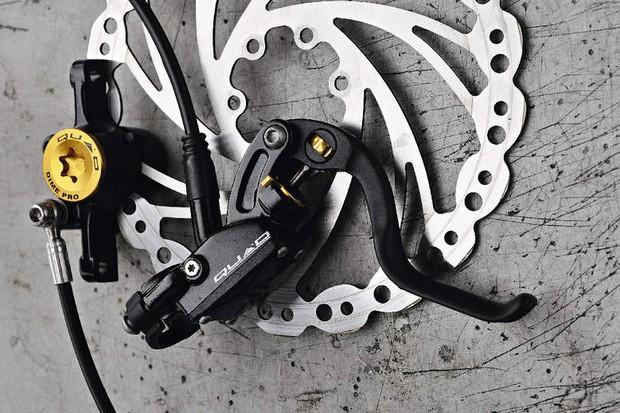 Quad Dime Pro RA disc brake