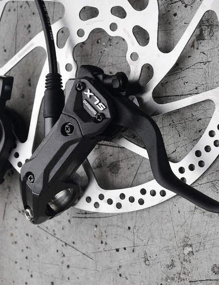Shimano SLX Brake