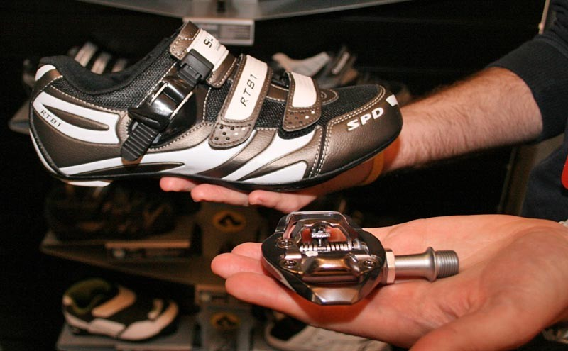 RT81 shoe and pedal combo for sportive riders and more