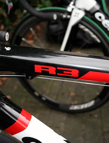 The R3 will be used for Paris-Roubaix