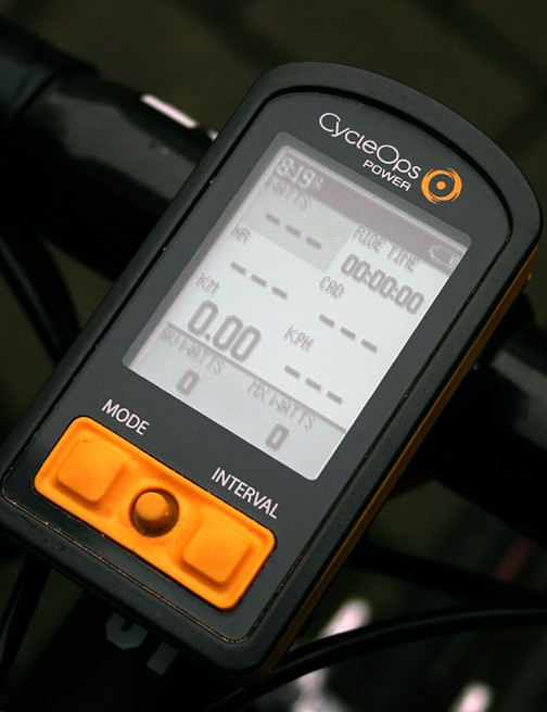 The Joule 2.0 displays just about everything about a training ride that you need