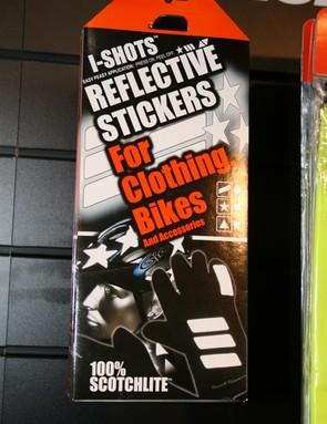 I-Shot sticker set