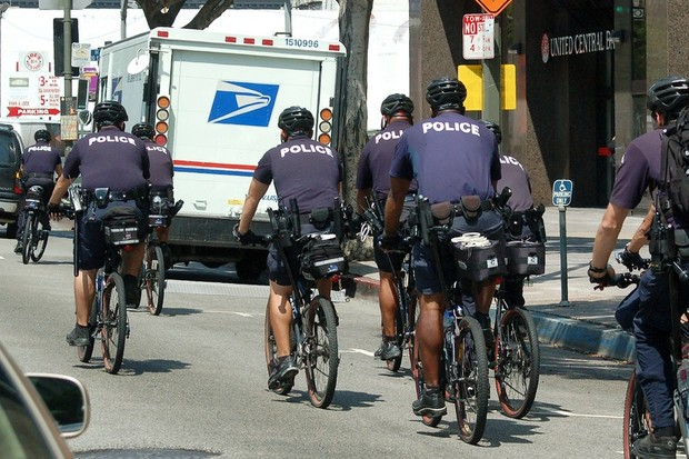 Cyclists hope for more understanding from the LAPD.