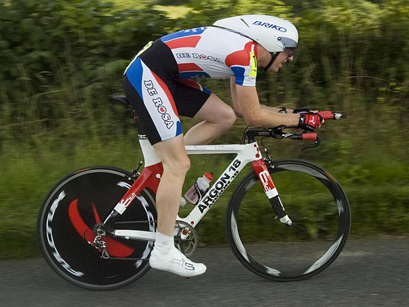Matt Bottrill continued his storming start to the season by winning the North Road Hardriders event
