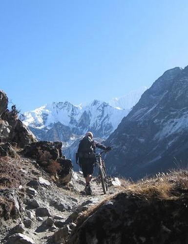 The Fabien Barel Invitational takes on Nepal.