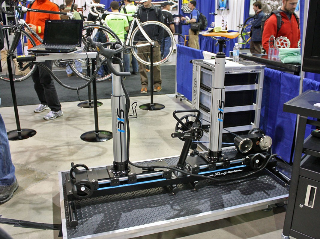 The new Serotta Size Cycle is big and expensive but also very advanced and easy to use. Serotta say they've already received 25 deposits