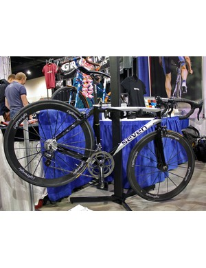 Seven Cycles are best known for their titanium creations but are becoming better known for their custom carbon machines, too