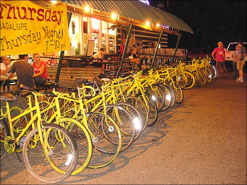 The Yellow Bike Project hits Georgia.