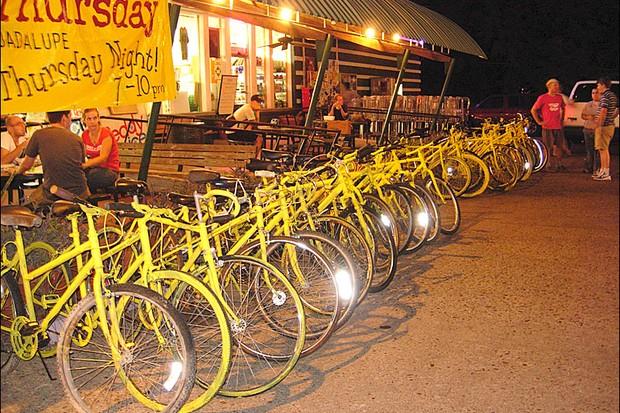 The Yellow Bike Project hits Georgia.