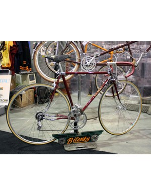 Bilenky Cycle Works say they built this period piece using a variety of tubes and parts given to them by a customer