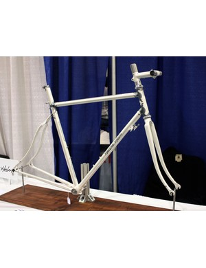 This graceful looking Herbie Helm frameset was one of our show favourites