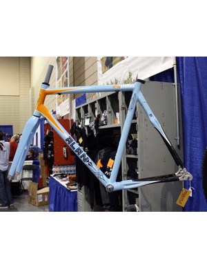 By bringing in raw Alan frames, US importers Stellina Sport are able to keep costs reasonable while also offering custom paint
