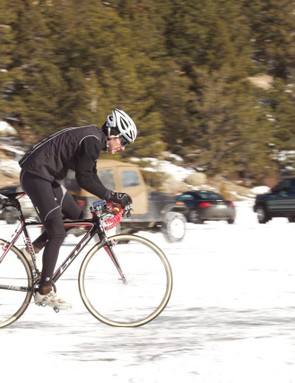 Testing our Diavolos in the Colorado high country