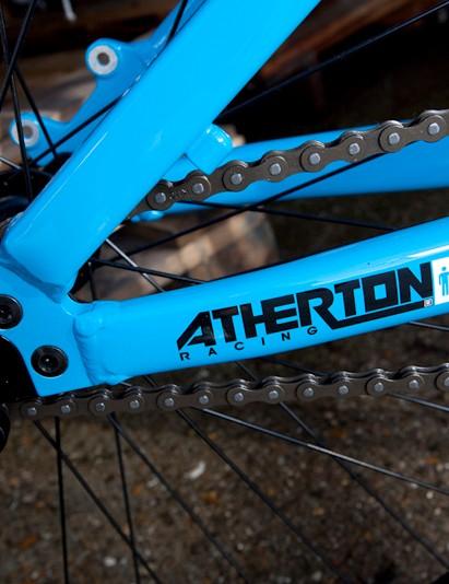 Atherton Racing Commencal MaxMax