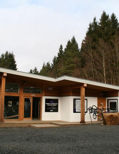Kielder Shop