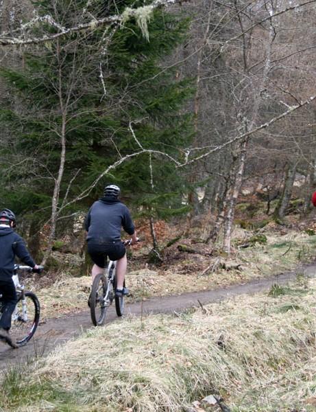 Trail testing