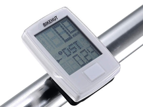 Bikehut 13 function cycle computer