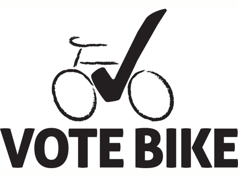 CTC's Vote Bike campaign aims to make it easy to find out your prospective parliamentary candidate's position on cycling