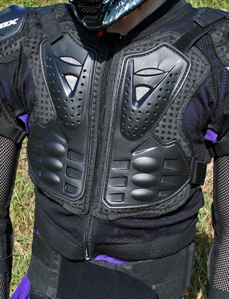 Fox Titan Sport body armour