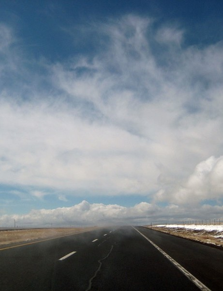 Road trips are a surefire cure for the winter blues.  As long as you've got time, gas money and a place to go, there's a world of riding opportunities out there.