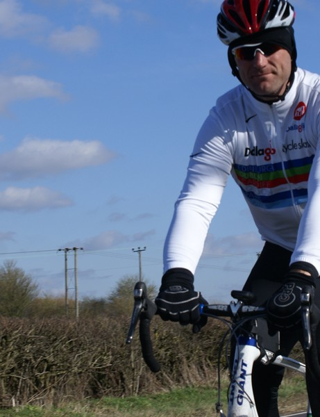 Lawrence Dallaglio and his pals have completed their epic 3,000km Cycle Slam