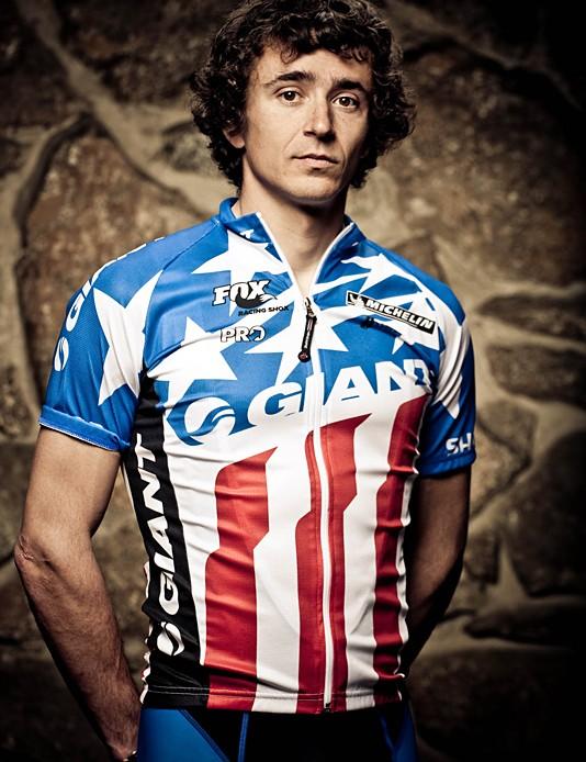 US short track national champion Adam Craig