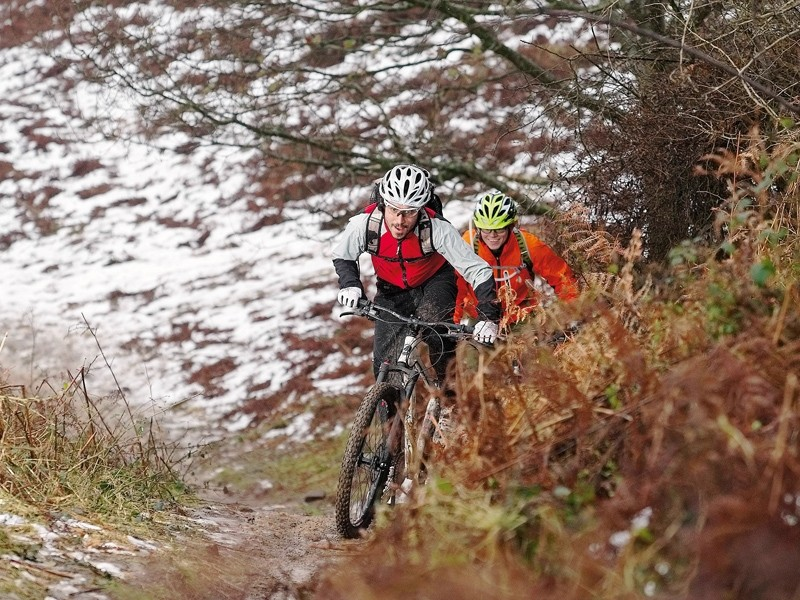 Training: Get fit for mountain biking, part 2