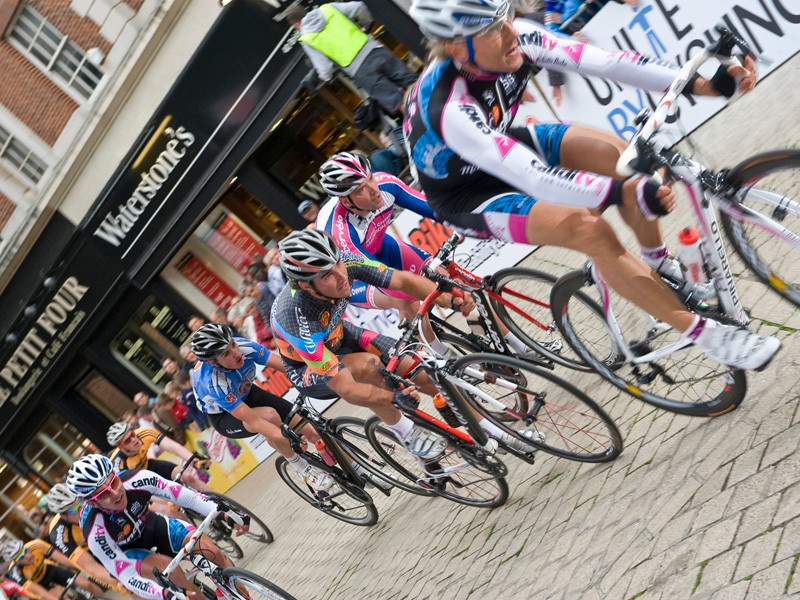 Last year's Tour Series was a hit with both riders and spectators
