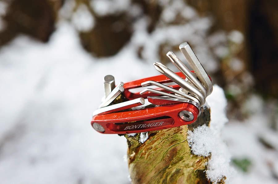 Bontrager Roll bar 12 Multi-tool