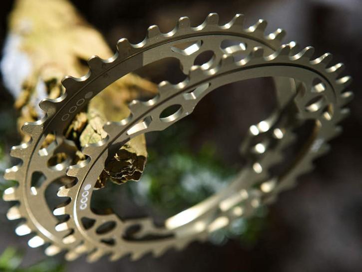Gamut Race Ring Chainring