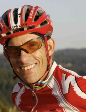 Overend has been affiliated with the brand since the late '80s.