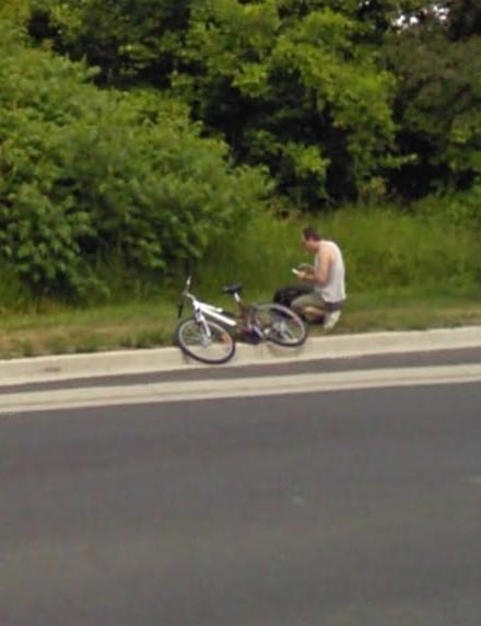 Canada rider