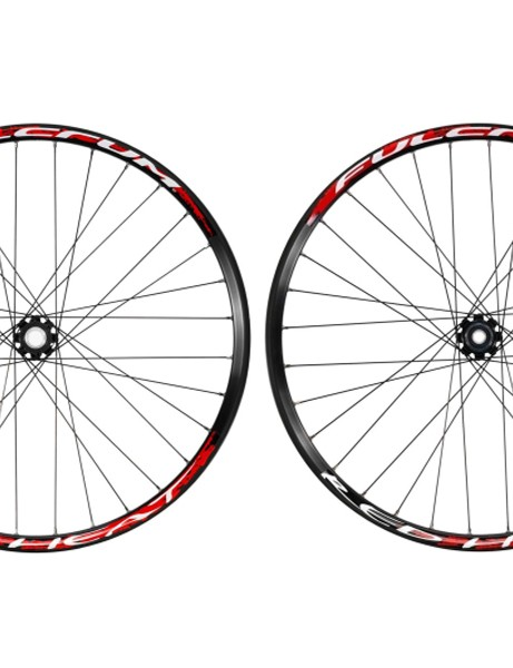Red Heat is Fulcrum's new downhill/freeride wheelset