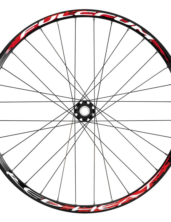 Fulcrum Red Heat front wheel