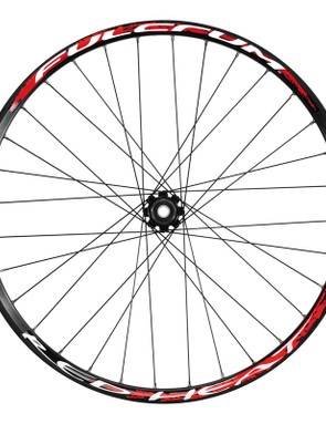 Fulcrum Red Heat rear wheel