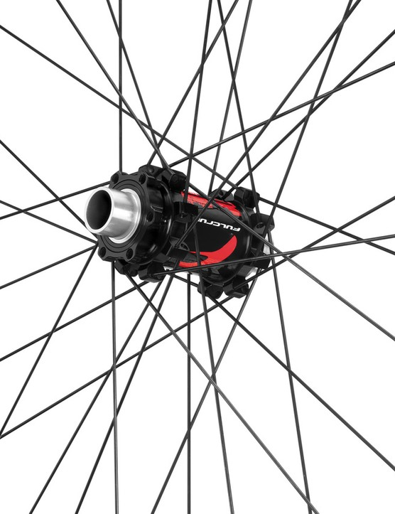 Fulcrum Red Heat front hub