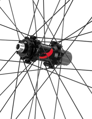 Fulcrum Red Heat rear hub
